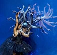 Le lac des cygnes par Rigos Opéra National Grec