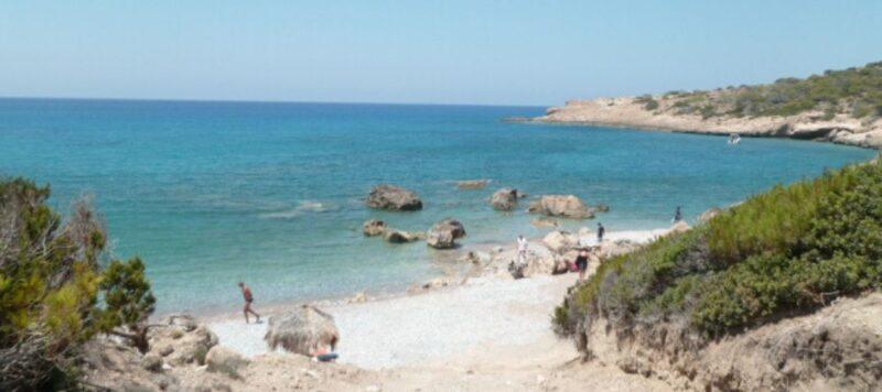 Que faire à Rhodes ? plages de rhodes