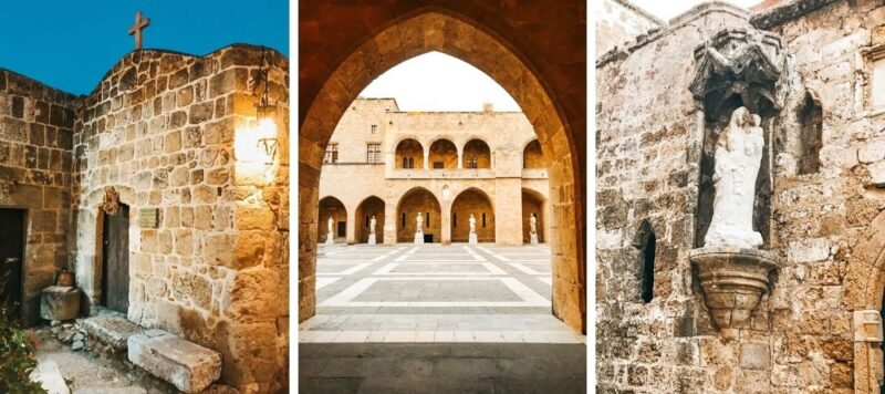 Que faire à Rhodes ? Visiter la ville médiévale