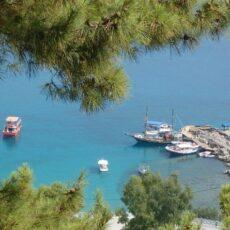 Vacances à Rhodes