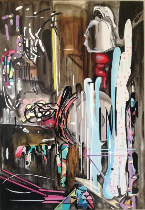 art contemporain artiste grecque vana fertaki