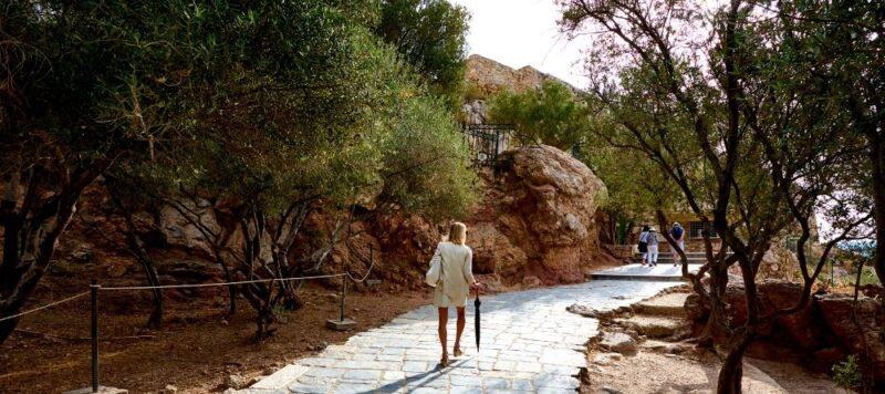 Visiter Athènes en français avec un archéologue