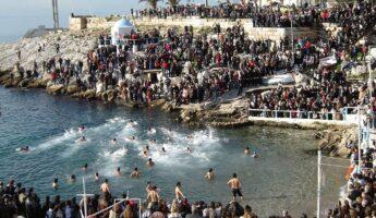 epiphanie en grèce - l'Épiphanie en Grèce