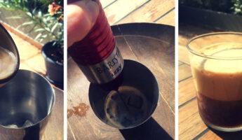 3 étapes pour faire un café fredo espresso maison comme en grèce fredo capuccino