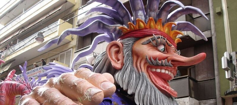 Carnaval de Patras - Destinations pour un hiver en Grèce