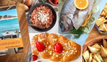 le meilleur livre de cuisine grecque