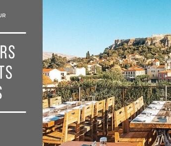 Les meilleurs restaurants à Athènes - restaurants athenes