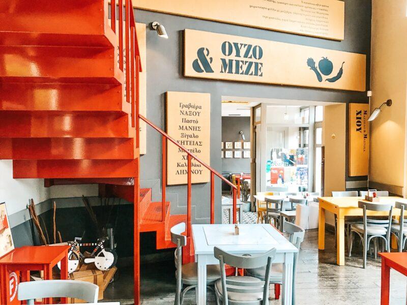 Les meilleurs restaurants à Athènes - restaurants athenes -