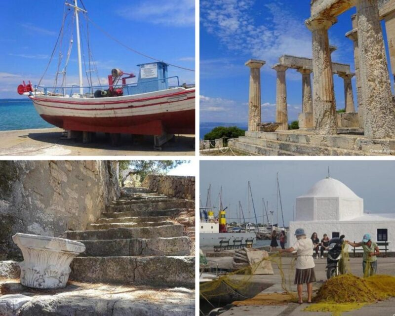 Visite guidée Egine Grèce - une journée à Egine depuis Athènes