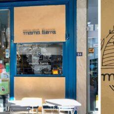 Mama Tierra, un restaurant vegan à Athènes