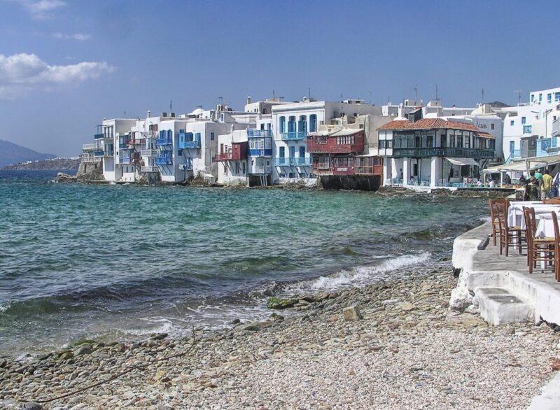 Film tourné en Grèce Jason Bourne
