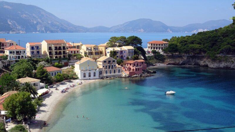 Film tourné en Grèce