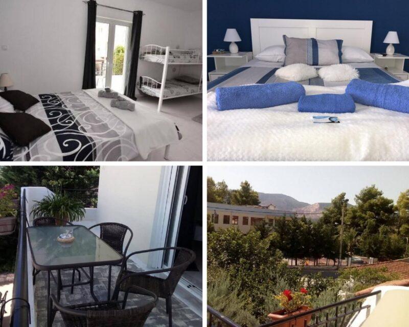 Un hôtel près de l'aéroport d'Athènes : Guest House Galotel Agnoudas