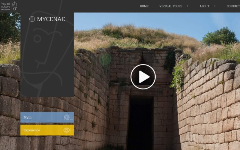 You Go Culture visite interactive des sites antiques en Grèce