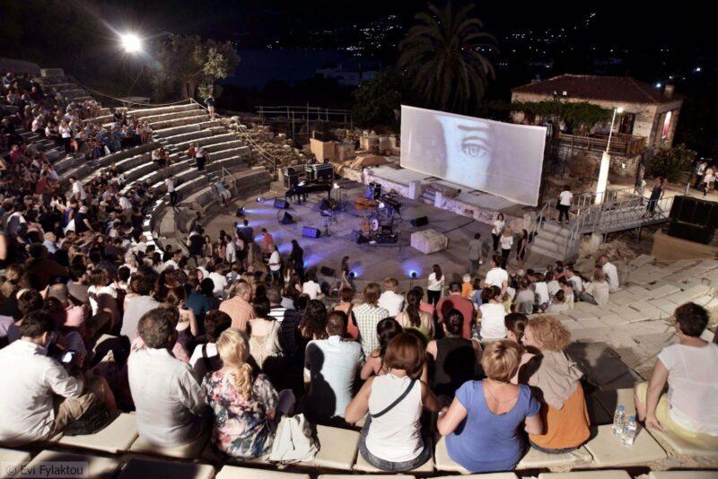Festival d'athènes et d'epidaure 2020 programmation théatre du vieil Epidaure théatre antique représentation théatrale