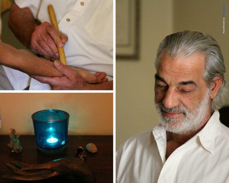 Bien-être Athènes : les massages de Beate et Dorotheos