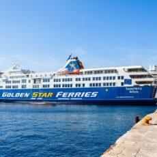 Ferry vers les îles grecques et coronavirus