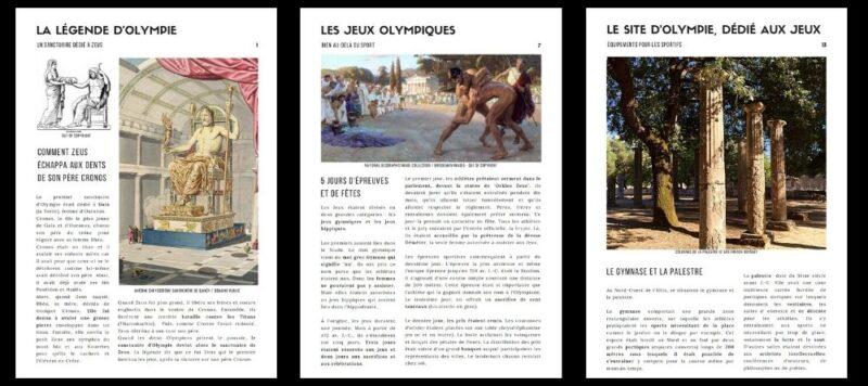 guide olympie visite guidée d'olympie grèce site archéologique antique