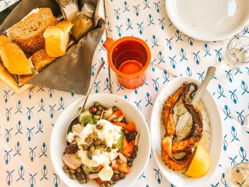 cuisine grecque a la taverne recettes grecque grèce