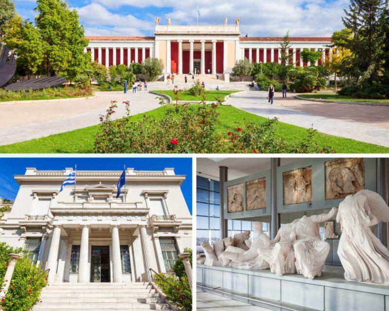 visite musées athenes avec un guide