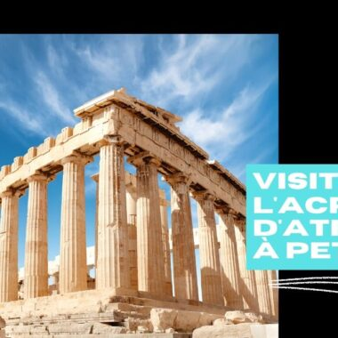 Visiter l'Acropole pas cher