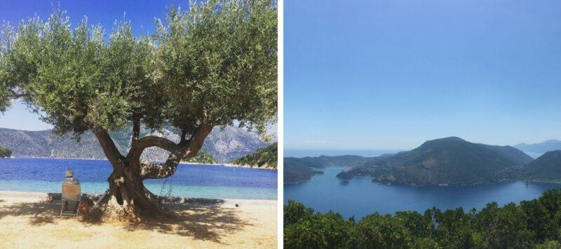 Les îles grecques peu touristiques : Ithaque