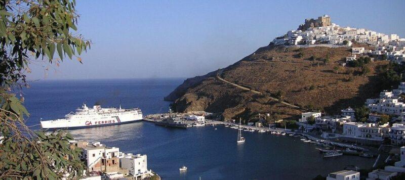 Les îles grecques peu touristiques Astypalée