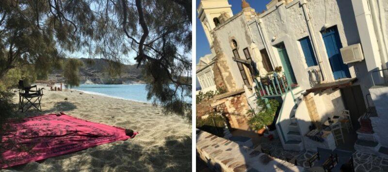Les îles grecques peu touristiques Kimolos