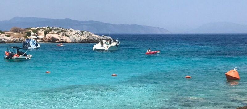 Les îles grecques peu touristiques : Agistri