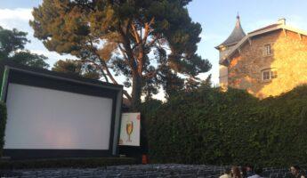cinémas de plein air à Athènes en 2020 ouverts malgré le coronavirus