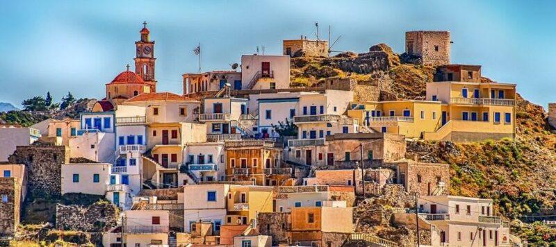 Les îles grecques peu touristiques : Karpathos