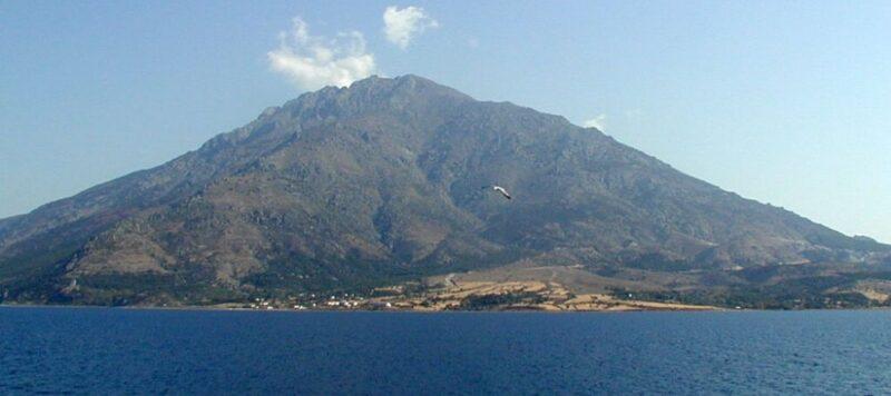 ile grecque peu touristique et inconnue : Samothrace