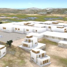 visite guidée du palais de Knossos Cnossos en français sur smartphone audioguide