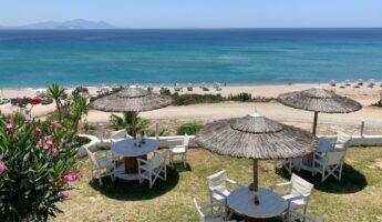 Vacances sur l'île de Kos en Grèce