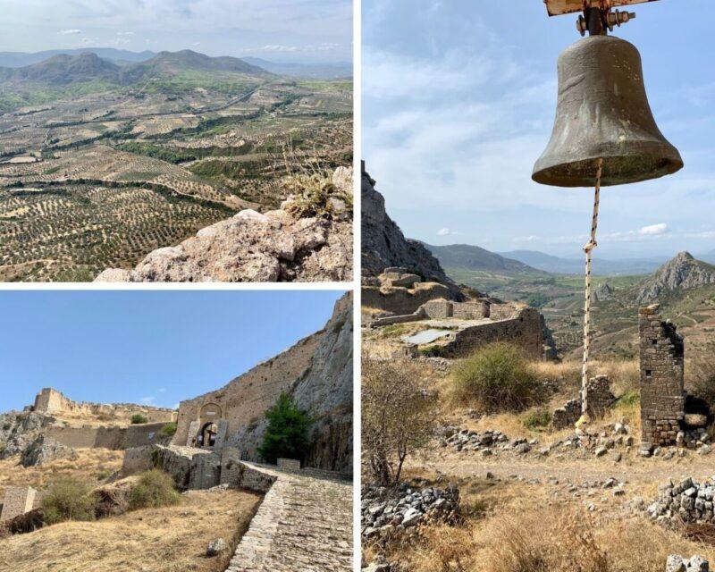 Acrocorinthe, une belle excursion autour d'Athènes