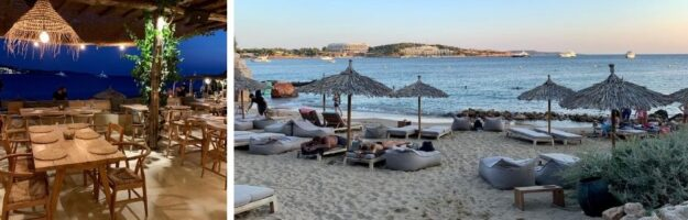 La plage Krabo Beach à Athenes