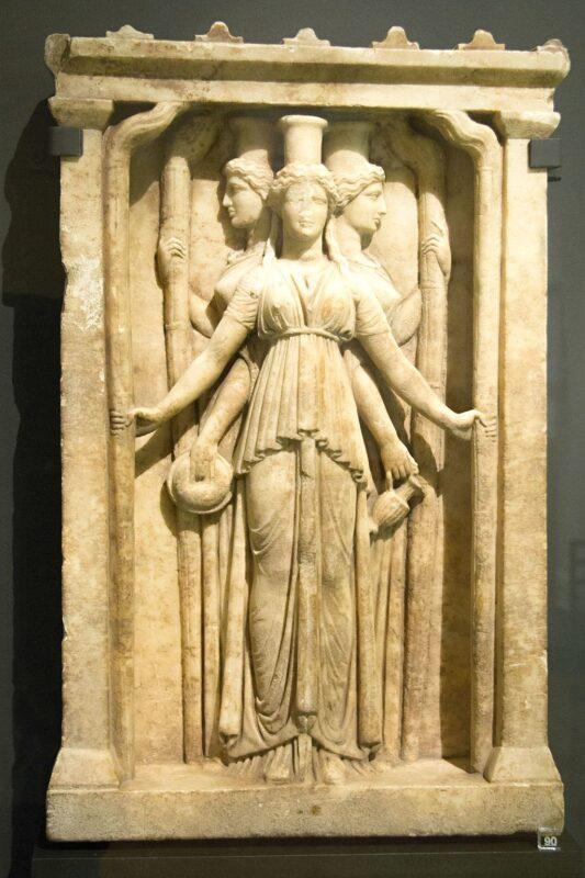 mythologie grecque : la déesse Hécate