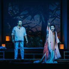 Madame Butterfly Opera d'Athènes fondation stavros Niarchos