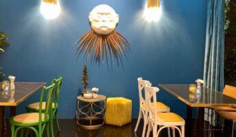 restaurant de cuisine fusion à Athènes : The Royal Monkey à Kifisia