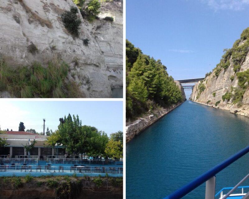 Croisière Canal de Corinthe Grèce