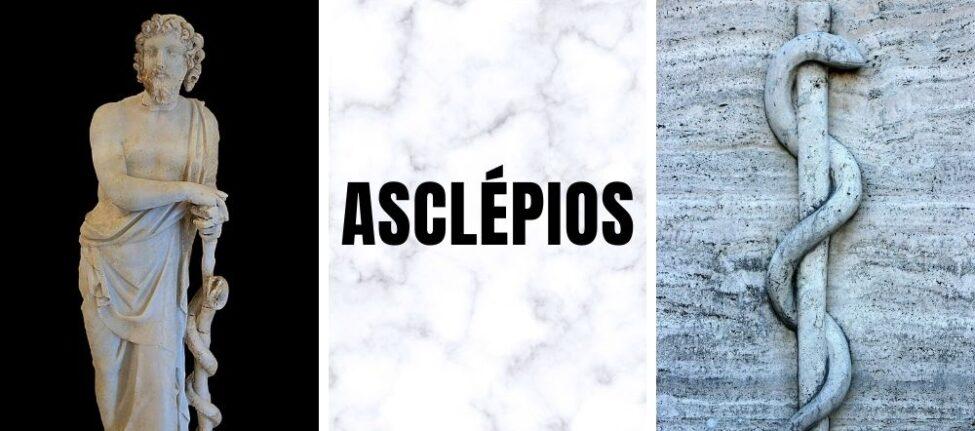Le Dieu Asclépios dans la mythologie grecque