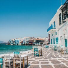Vacances dans les iles grecques sur mesure