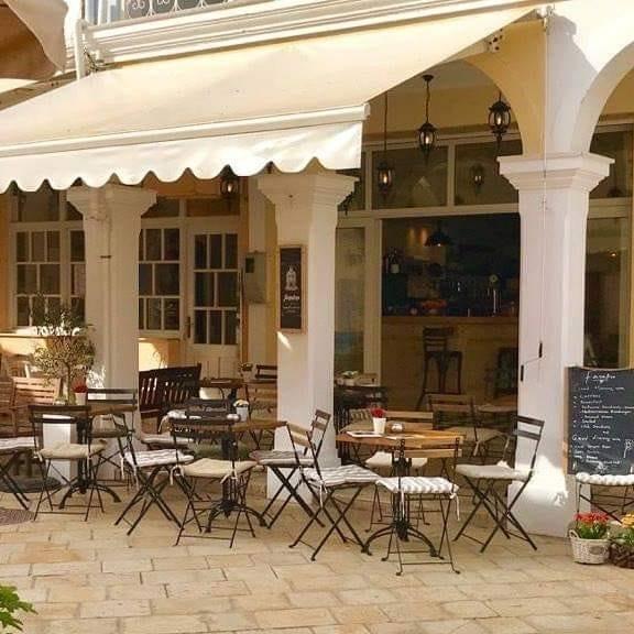 fanalino meilleur restaurant terrasse gaios paxos