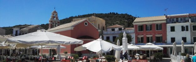 meilleures adresses à Paxos place principale de gaios paxos