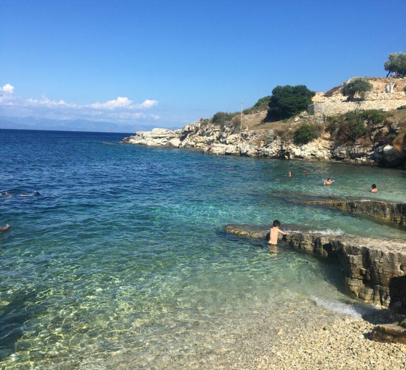 les meilleures plages de paxos et antipaxos plakes beach