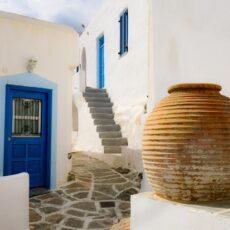 Acheter une maison dans les Cyclades avec l'agence immobilière Errikos Kohls Immobilien Consulting