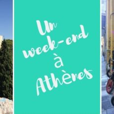 Un week-end à Athènes
