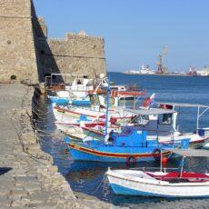 Que faire à Héraklion en Crète ? Visiter Héraklion