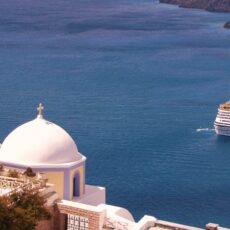bateaux de croisière iles grecques grece