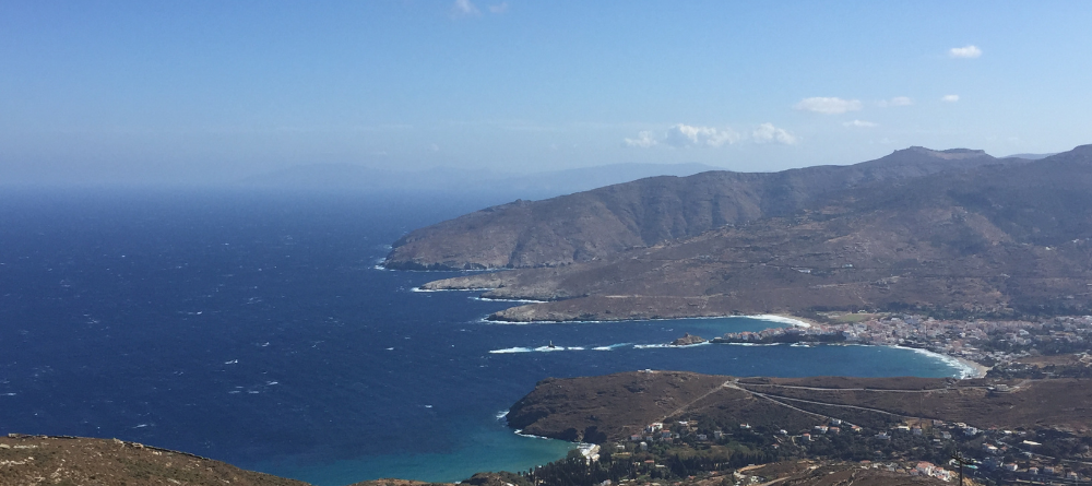 Cyclades, que faire à Andros ?